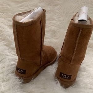 Classic Short Uggs- Size 8